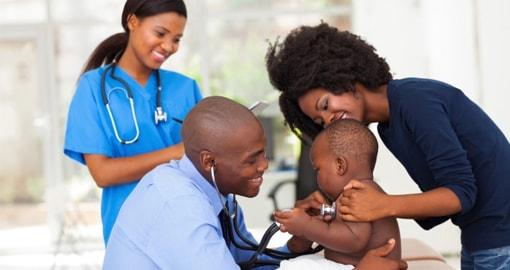 délégation médicale